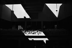 F_DSC6583-BW-Nikon D90-Nikkor 16-85mm-May Lee  (May-margy) Tags: maymargy bw        linesformandlightandshadows  mylensandmyimagination  naturalcoincidencethrumylens building sunlight    taiwan repofchina fdsc6583bw irphotography facesinplaces taipeicity nikond90 nikkor1685mm maylee