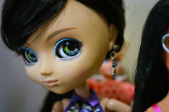 Way up (WhatIfChris) Tags: dolls doll toys sabra nahhato pullip junplanning groove fashiondoll