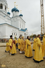 59. The Laying of the Foundation Stone of the Church of Saints Cyril and Methodius / Закладка храма святых Мефодия и Кирилла 09.10.2016