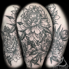 Phylicias-black-work-peonies-half-sleeve-tattoo-by-Ben-Lucas-Eye-of-Jade-Tattoo-Chico,-CA,-U.S.A..psd