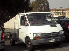 Renault Trafic T1400 2.1 D 1994 (LorenzoSSC) Tags: renault trafic t1400 21 d 1994