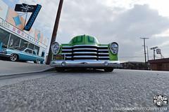 Starlite 1 (TravisHaight) Tags: auto california green classic car shop truck canon magazine published naturallight pickup socal rod mk2 5d dslr custom feature mkii deadbeat kustom starlite rodandkustom