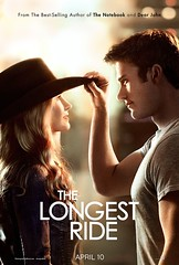 First Trailer & Poster For Nicholas Sparks Adaptation THE LONGEST RIDE (screenrelish) Tags: faster thenotebook nicholassparks alanalda thebestofme scotteastwood oonachaplin jackhuston georgetillmanjr thelongestride brittrobertson