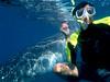 Makoy and the Tuki (rigel4taleza) Tags: whaleshark butanding oslob