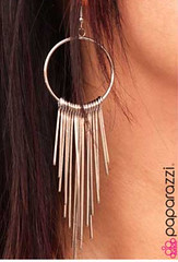 5th Avenue Silver Earrings K2 P5220A-2