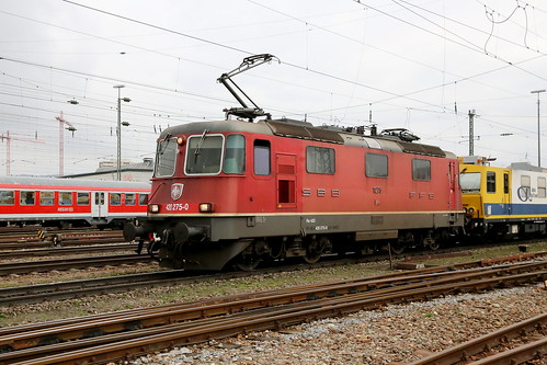SBB Re 420 275-0 Basel Bad Bhf