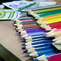 ทำงานศิลปะ วาดภาพระบายสี 5555
