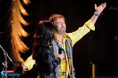 Paul Rodgers and Kristi Yamaguchi