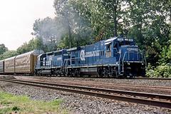 CSX 3188 on Q-271 (n01jd1) Tags: train ge csx b237r ml401