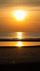IMG_4697 (Leif Hinrichsen) Tags: sunset summer beach strand denmark island sonnenuntergang sommer insel northsea dänemark danmark nordsee abendhimmel sandstrand rømø röm nordseeinsel
