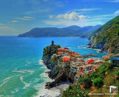 vernazza (Rex Montalban Photography) Tags: italy europe liguria cinqueterre vernazza hdr nikond600 rexmontalbanphotography