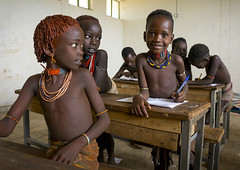 Hamer Tribe Kids In A School, Turmi, Omo Valley, Ethiopia (Eric Lafforgue) Tags: africa girls portrait people haircut boys childhood horizontal hair photography necklace kid day child african indoor jewelry ornament learning blackpeople bead omovalley braids ethiopia ethnic hairstyle groupofpeople anthropology hamar developingcountry hamer schoolboy braided hammar hornofafrica schoolchild ethnology ethiopian eastafrica realpeople smallgroupofpeople beadednecklace lerning colorpicture redochre childrenonly africanethnicity indigenousculture southernethiopia southethiopia colourpicture omorivervalley hairness hamerbenaworeda ethiopianethnicity ethio1410165