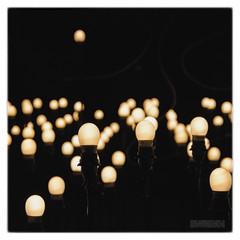 Bulbs (ElmerstarK) Tags: france bulb lyon ampoule fêtedeslumières rhônealpes