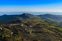 Panorama di mattinaAtri2014 (pierowx) Tags: panorama landscape nikon abruzzo mattina atri bellabruzzo d5100