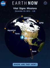 Where Are They Now? <<>> Aqua & Aura Earth Satellite Orbits Pass Over Arizona (Chic Bee) Tags: arizona aqua grace nasa aquarius terra aura wherearetheynow passover orbits ostm gpm oco2 earthsatellites