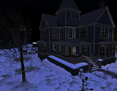 Hiram and Kirsten's Winter House 2014 1A (kirstentacular) Tags: house video furniture alouette decor trompeloeil whatnext happymood abiss barnesworthanubis applefall tresblah secondspaces cheekypea studioskye laqdecor