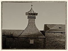 Annan Whisky Distillery (penlea1954) Tags: bw white black scotland spirit lowlands scottish most alcohol whisky scotch distillery annan dumfries galloway southerly