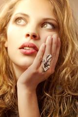 Carlotta (Alessandro Guidi 1985) Tags: girls sexy girl beautiful beauty face model eyes models lips stunning jewels pure pura ritratto bellezza fotografo alessandro faccia portyrait guidi