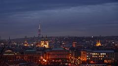 Skyline von Prag (vauku1972) Tags: prag stadtereise