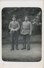 Unteroffizier Beschlagschmied (Farrier) (Paranoid_Womb) Tags: soldier army war postcard wwi ak german weapon imperial soldiers ww1 1914 1915 greatwar 1917 1918 1916 weltkrieg