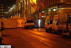 Iveco Daily Glasgow 2014 (seifracing) Tags: cars truck scotland europe crash accident glasgow police bin emergency polizei spotting policia armed polis polizia ecosse 2014 policie seifracing