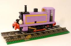 Cadbury Train