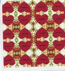 YOUR MY MESHUGANA (WINTERBLOSSOM 59 (I am Winterblossom 58 too!) Tags: wallpaper humour valentine jewish judaism valentinesday giftwrap furnishings fabrics yiddish meshugana redhearts yiddishkeit heartsandflowers redloveheart yiddisher