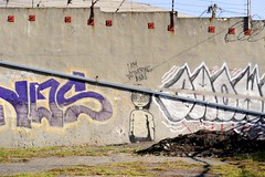 I AM WITHERING AWAY -  IMPETUS (STILSAYN) Tags: california graffiti oakland bay am away east area 2015 withering impetus i