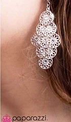 5th Avenue Silver Earring K1 P5210-5