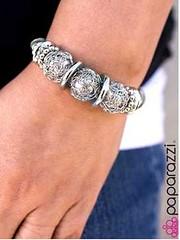 5th Avenue Silver Bracelet K2 P9211A-5