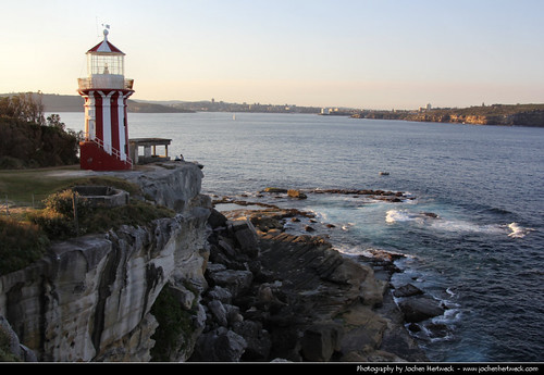 Hornby Lighthouse, Sydney, Australia