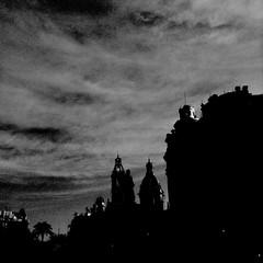 Little Light Left: The Sunset of the City