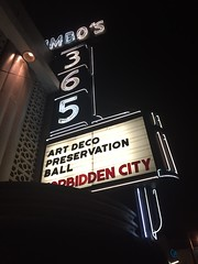 Art Deco Society of California (jericl cat) Tags: sanfrancisco city party sign club ball neon formal ceremony award plastic forbidden 365 bimbos 2016 artdecosociety adsc ofcalifornia