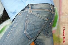 jeansbutt9617 (Tommy Berlin) Tags: men ass butt jeans ars levis