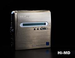 Sony Hi-MD NH1 () Tags: nostrobistinfo removedfromstrobistpool seerule2