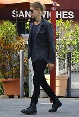 Austin Butler at Bellwood Bakery in Studio City. -  October 24th (DailyAustinButler) Tags: california usa boyfriend sunglasses fashion losangeles girlfriend couples northamerica eyewear losangelescounty pacificstates vanessahudgens austinbutler 78530451 4278530451