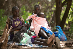 Kenya February 2016 (mcspglobal) Tags: woman baby mobile kenya mother newborn breastfeeding maternal childhealth mhealth