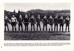 Switzerland vs England - 1981 - Page 51 (The Sky Strikers) Tags: world england cup st schweiz switzerland official basel 150 jakob fr programme offizielles programm qualifier fussballstadion