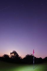 Golf Star (Richard D Porter) Tags: uk sky canon stars astro devon crop m42 nightsky 16mm zenitar dx zenitargroup astrolandscape