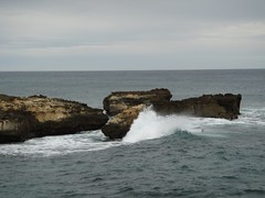 . (Kate Hedin) Tags: ocean road bridge sea cliff london beach water rock arch pacific great australia melbourne arches victoria grotto twelve apostles formations the