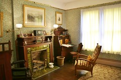 0U1A7066 James A Garfield NHS - house interior (colinLmiller) Tags: ohio house museum us nps president dot nhs nationalparkservice mentor 2016 usdepartmentoftheinterior jamesagarfieldnationalhistoricsite