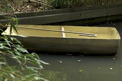 zelfgebouwd bootje (Guda G) Tags: amsterdam bootje ringvaart amsterdamnoord zelfgemaakt buiksloot noordhollandschkanaal buikslotermeer