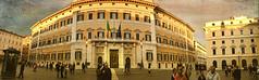 Palazzo Montecitorio // Rome