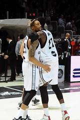 Virtus Bologna (BasketInside.com) Tags: italy sport bologna ita pallacanestro virtus