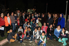 Başkan Demirci, Sevgi Evlerini Ziyaret Etti