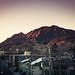 Dawning Boulder