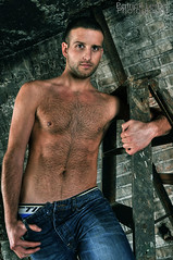 Jack (Violentz) Tags: shirtless portrait man cute sexy male guy jack skin body handsome bostonma thedungeon patricklentzphotography