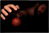 ... IMG_4946/b (*melkor*) Tags: christmas light red portrait selfportrait cold art self dark geotagged shadows dof hand experiment minimal conceptual merrychristmas graphicwork glassball melkor alteredcolours trashbit xmas2014