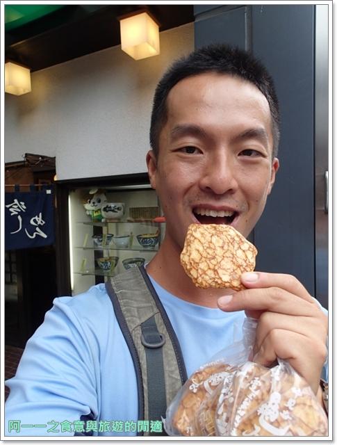 日本東京美食淺草人形燒雷門飛松海鮮丼image017