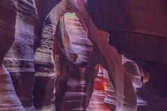 Upper Antelope Canyon 7 (USpecks_Photography) Tags: arizona landscape sand curves page navajoland redrock slotcanyon antelopecanyon canonefs1022mmf3545usm upperantelopecanyon canonefs1022 navajotriballand canon7d